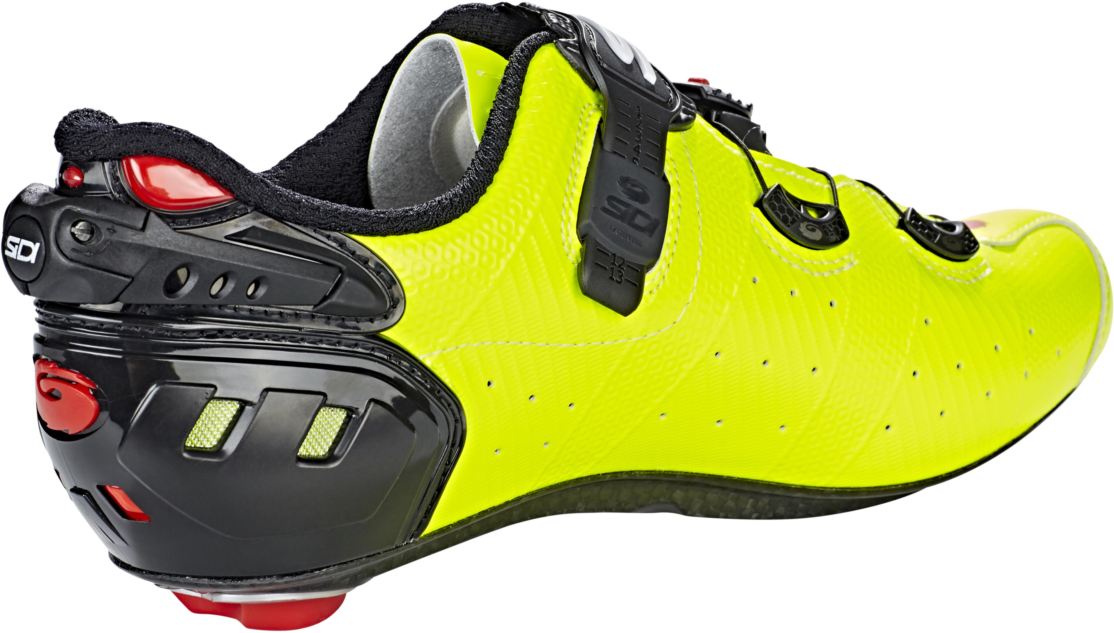 c86ea1766b Sidi Wire 2 Carbon - Chaussures Homme - jaune/noir - Boutique de ...